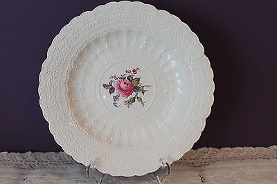 "SPODE JEWEL COPELAND ENGLAND BILLINGSLEY ROSE 9-1/8"" LUNCH PLATE (s)"