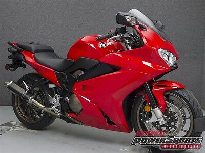 Honda Interceptor  2014 Honda Interceptor VFR800F Used