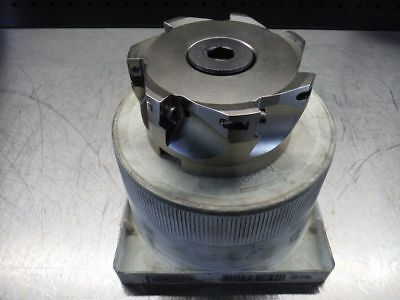 "Seco 4"" Indexable Coolant Through Facemill R220 69 0400 18 7AN (LOC2632)"