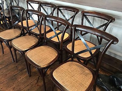 Job Lot Of 100 Gastro Pub/restaurant Chairs