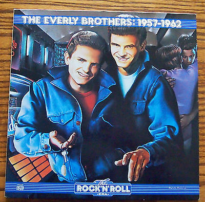 Everly Brothers - 1957-1962 (Double Vinyl LP)