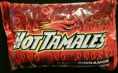 Hot Tamales Fierce Cinnamon Flavored Candy 4.5 Pounds Free shipping
