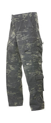 Multicam Black Cyre Industries 50/50 Nyco R/S TRU Pants ASST SIZES