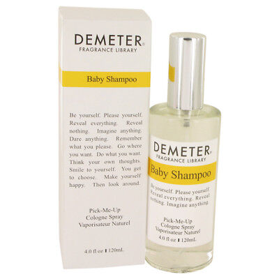 Demeter by Demeter Baby Shampoo Cologne Spray 4 oz for Women