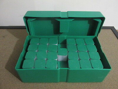 Silver American Eagle Monster Box & 25 *Empty* Tubes (No Coins)