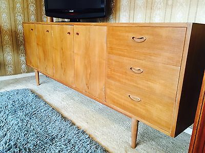 Retro Vintage  Mid Century Parker Style  Chiswell Buffet Sideboard.