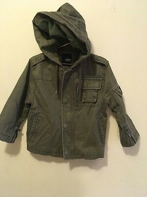 ABCD By INDUSTRIE Boys Jacket  Size 2
