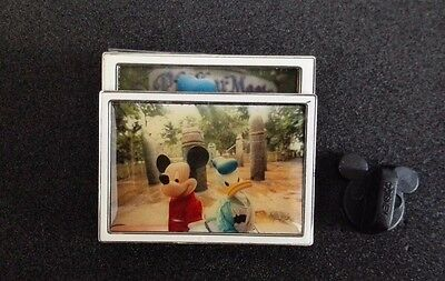 2010 Hkdl Hong Kong Disney Disneyland Mickey And Minnie Kitchener Pin