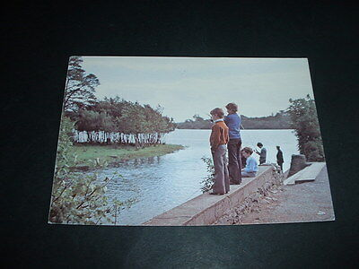 Irish  Postcard Virginia Cavan Lough Ramor