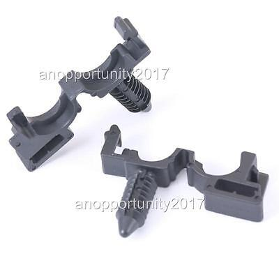 50PCS WIRE LOOM Routing Split Conduit Clips Retainer Fastener for GM on wiring harness anchors, wiring harness protection, wiring harness connectors, wiring harness fasteners, wiring harness tape, wiring harness casing, wiring harness channel, wiring harness racks, wiring harness accessories, wiring harness construction, wiring harness power, wiring harness tubing, wiring harness wire, wiring harness clamps, wiring harness equipment, wiring harness sleeves, wiring harness plastic, wiring harness insulators, wiring harness tools,