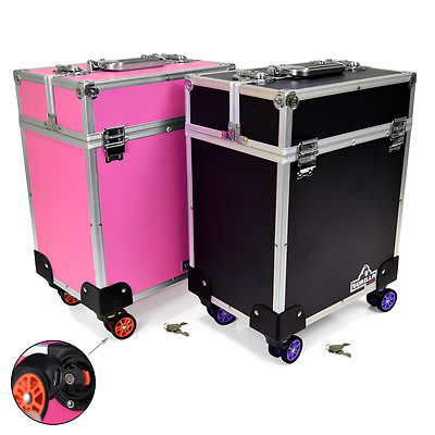Gorilla GC-340 Cosmetics Makeup Beauty Nail Salon Hairdresser Trolley Case