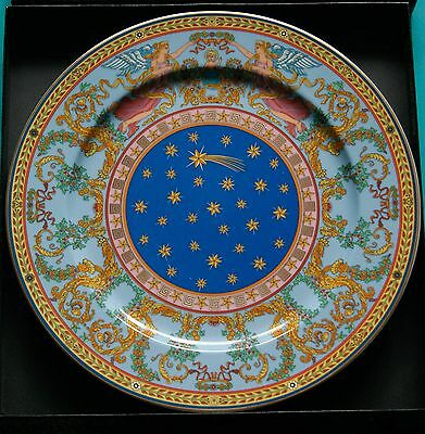 Rosenthal Versace Christmas Plate 1997 Nativity Nativite Boxed