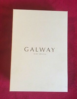 Galway crystal Wine, Champagne glasses/ Flutes