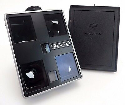 Mamiya Tetraphoto Adapter / Strahlenteiler for Universal Press 4,7/127mm br166