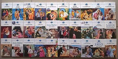 Lot de 30 livres Harlequin collection Azur