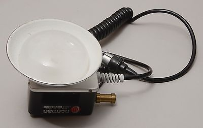 Norman 200 flash head LH2K with diffusing reflector