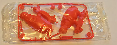 R&l Cereal Toy ~ Zoo Choo Hippo, Mip ~ Orange ~ 1979, Scarce ~ Excellent