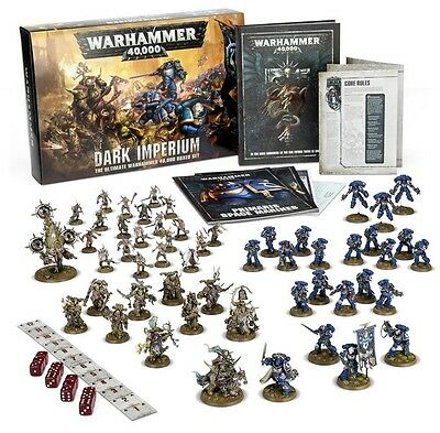 Warhammer 40k 40000 Dark Imperium 8TH EDITION Box Set - New - Local Game Store