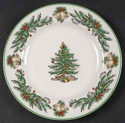 Spode CHRISTMAS TREE GARLAND Salad Plate 7393435