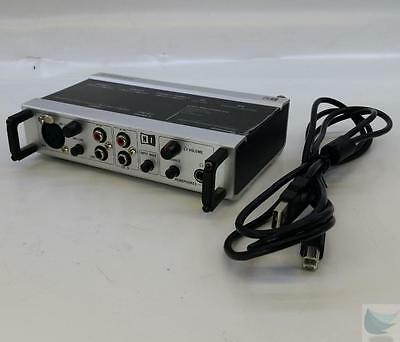NI Native Instruments Audio 8 DJ Digital USB Interface - Good Condition