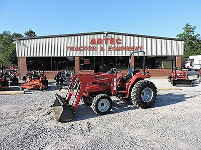 2007 Mahindra 2816 Tractor  - 4Wd - John Deere - Good Condition!!