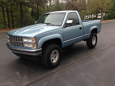 1990 Chevrolet Other Pickups  Pick up Truck