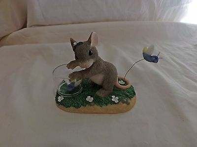 Charming Tails VINTAGE  CATCHING FIREFLIES 83102 DEAN GRIFF(77)