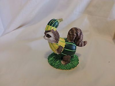 Charming Tails REGINALD'S GOURD COSTUME 85/701 Raccoon(77)