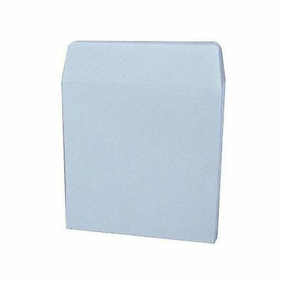 100 Paper CD Sleeves with Flap (No Window)