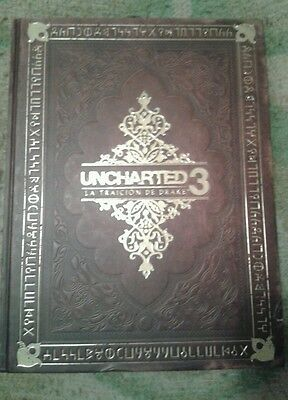 Guía Uncharted 3 La traición de Drake (Edición Collector)