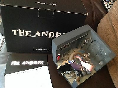 The Turds Figurines The Andrix With Box