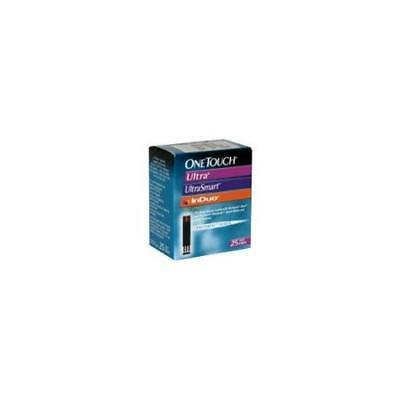 OneTouch Ultra Blue Test Strips 25 EA