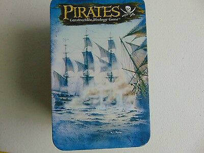 Pirates Constructible Strategy Game 3 Packs And Tin Gm864