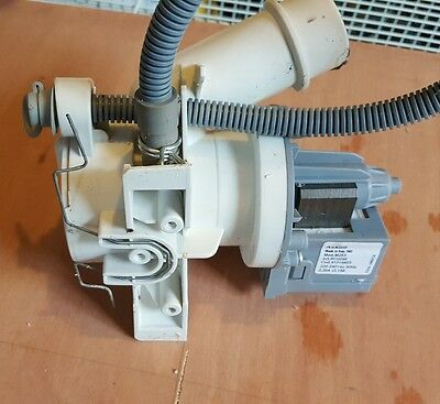 hoover washer dryer mod wdyn 9666G-80 drain motor
