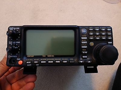 Yaesu VR-5000 Communications Receiver With Optional DSP and LCD in perfect shape