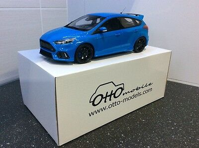 Ford Focus RS Mk3 1/18 Scale Model