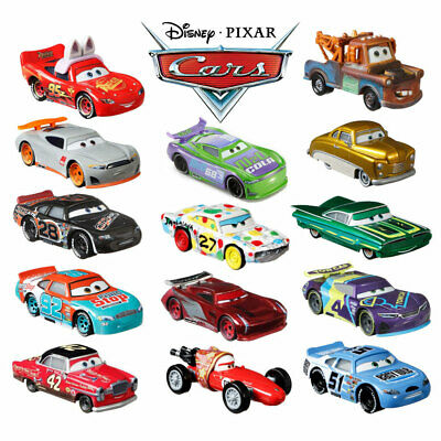 Disney Pixar Cars and Cars 3 Die-Cast Vehicle *Choose Your Favourite*