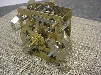 "Franz Hermle Clock ""81"" 151-070K 39cm / 111.15 Brass  Movement Repair  E1044a"