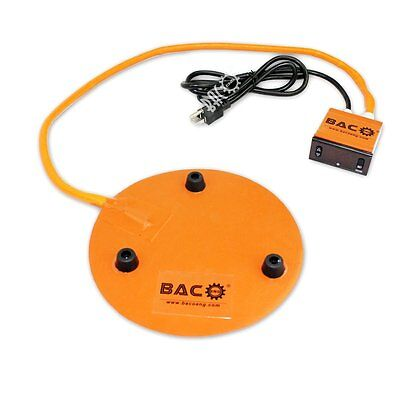 "BACOENG 7.5"" Digital Heat Pad for Chamber Extraction Systems"