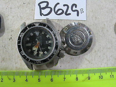 -  Vintage SEIKO DIVER  Lady 4205-0140 Automatic Parts Watch AS-IS