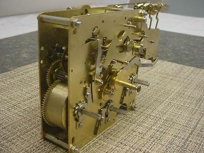 "Howard Miller  Clock  ""84"" Brass Westminster Movement 1051-030 43cm/104.56 D637b"