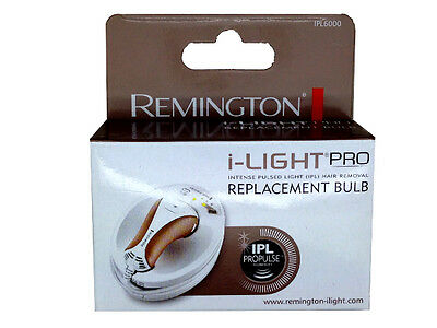 Remington SP-6000S i-Light Pro Replacement Bulb for IPL6000 Hair Removal System