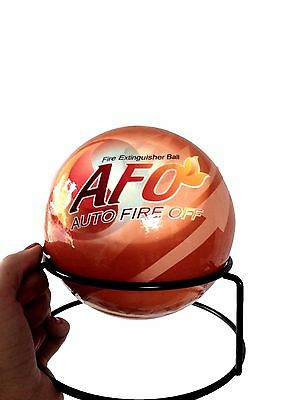 Fire Extinguisher Ball AFO Auto-Ignition ABCDE EU (UK Seller)