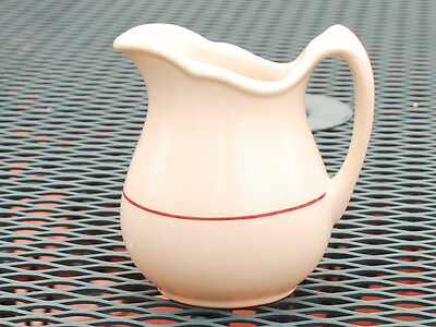 Iroquois China Restaurant Ware Pitcher, Jug, Creamer ~ Beige ~ 5""