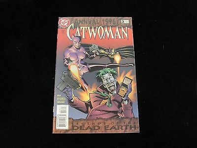 Catwoman Annual #3 1996.......combined Shipping!!