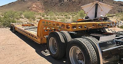 Murray 16 Tire Expando Lowboy Rgn 50 Ton New 17.5 Tire And Wheel Seals