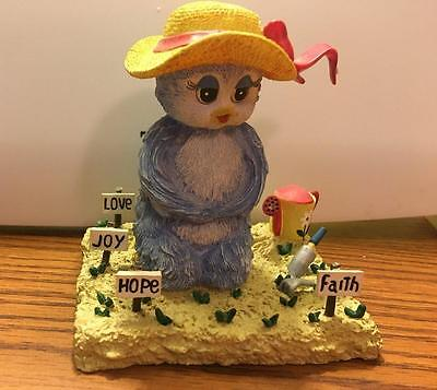 Gretchen Clasby Sonshine Promises Whatever You Sow You Will Reap Figurine 2000