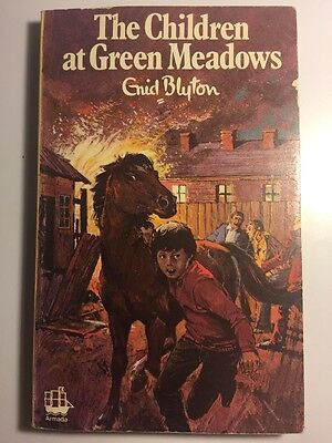 The Children Of Green Meadows: by Enid Blyton