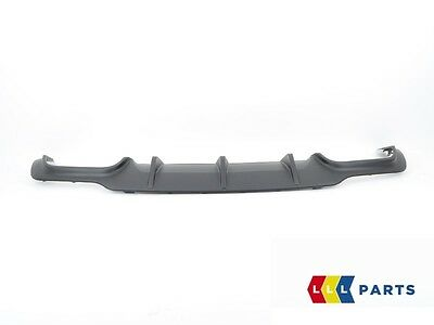 New Genuine Mercedes Benz Mb C C63 W204 Amg Rear Bumper Diffuser A2048853938