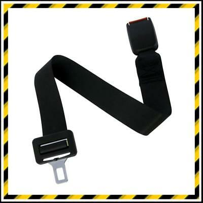 60cm Car Seat Belt Extension / 600mm Safety Belt Extender - Adjustable